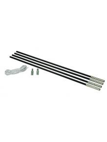 Pałąki do namiotu Pole Kit Ø 8,5 mm 4x65 - Brunner