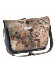 Torba miejska na laptopa Carnival Swing Messenger Ceramic Punk - Easy Camp