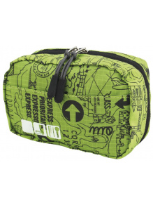 Kosmetyczka Beauty Bag S Apple Green Travel Safe
