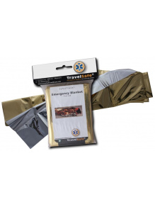 Folia ratunkowa Emergency Blanket - TravelSafe